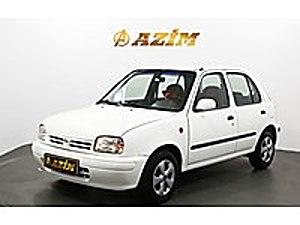 AZİM OTOMOTİV DEN NİSSAN MİCRA 1.3 GX OTOMATİK 163.000 KMDE Nissan Micra 1.3 GX