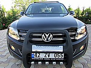 AĞIRLAR ANIL OTOMOTİV DEN 2016 AMAROK 2.0 HIGHLINE 4X4 Volkswagen Amarok 2.0 BITDI Highline