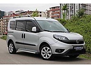 KARAKILIÇ OTOMOTİV DEN 2018 MODEL FİAT DOBLO 1.3 M.JET SAFELİNE Fiat Doblo Combi 1.3 Multijet Safeline