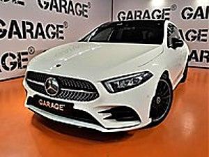 -GARAGE-2018 MERCEDES BENZ A200 AMG -CAM TAVAN KAMERA- Mercedes - Benz A Serisi A 200 AMG