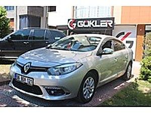 GÖKLER OTOMOTİV DEN 2014 RENAULT FLUANCE İCON Renault Fluence 1.5 dCi Icon