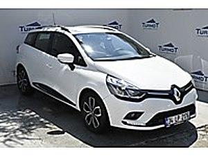 3 AY ERTELEME  35.700 TL PEŞİNATLA  OTOMATİK DİZEL  SPORT TOURER Renault Clio 1.5 dCi SportTourer Touch