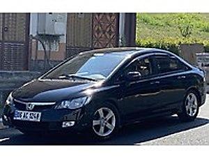 ARDIÇ OTO DAN 2008 MODEL 1.6 LPG BENZİNLİ FUL FUL OTOMATİK Honda Civic 1.6i VTEC Premium