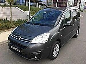 2018 ÇIKIŞLI CİTROEN BERLİNGO 1.6 HDİ MULTİSPACE 53.000 KM DE Citroën Berlingo 1.6 HDi SX