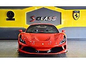 SCLASS 2020 FERRARİ F8 TRIBUTO -LIFTING İÇ DIŞ CARBON KAMERA- Ferrari F8 F8 Tributo