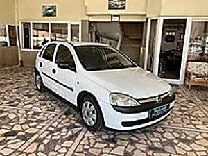 2003 CORSA 1.0İ ECO OTOMATIK VİTES ÇOK TEMİZ BİR ARAÇ. Opel Corsa 1.0 ECO Club