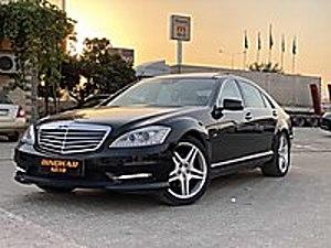 TRde TEK DİNÇKAR AUTOdan HATASIZ BOYASIZ BAYİ ÇIKIŞLI Mercedes - Benz S Serisi S 350 350 CDI L