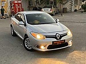 DİNÇKAR AUTOdan HATASIZ BOYASIZ İCON DERİ Renault Fluence 1.5 dCi Icon