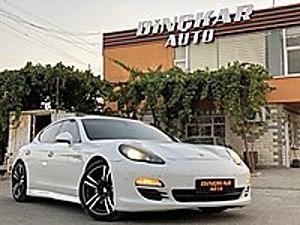 DİNÇKAR AUTOdan 2013 MODEL PORSCHE PANAMERA PLATİNİUM EDİTİON Porsche Panamera Panamera Diesel