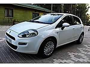 2013 Model Fiat Punto Sıfır Ayarında Sadece 101 Binde Fiat Punto 1.2 Pop