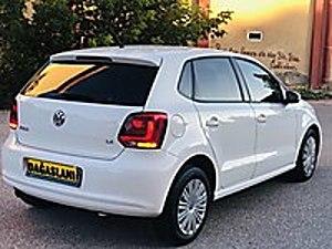 2013 MODEL POLO 1.4 LPG KLİMA 65 BİNDE Volkswagen Polo 1.4 Comfortline