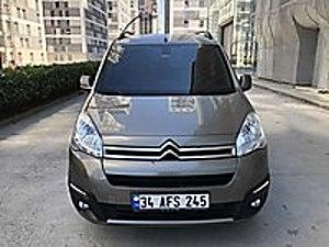 2017 MOD   38.000 KM   HATASIZ   BOYASIZ Citroën Berlingo 1.6 BlueHDI Selection