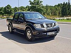 extralı ... bakımlı   otomatik   deri koltuk  geri görüş kamera Nissan Navara 2.5 D 4x2 SE