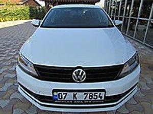 AĞIRLAR ANIL OTOMOTİV DEN 2015 VOLKSWAGEN JETTA 1.2 TSI Volkswagen Jetta 1.2 TSI BlueMotion Trendline