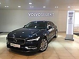 VOLVO MAZDA HYUNDAI BAYISINDEN S90 2.0 D5 INSCRIPTION 235 HP Volvo S90 2.0 D D5 Inscription
