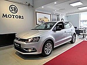 KAZASIZ BOYASIZ HATASIZ POLO 1.2 TSİ DSG Volkswagen Polo 1.2 TSI Comfortline