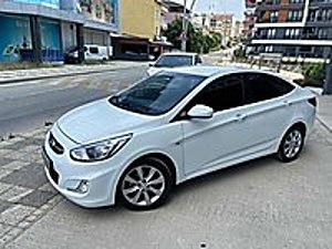SARI OTOMOTİV DEN BOYASIZ TRAMERSİZ 27.000 KM MODE PLUS OTOMATİK Hyundai Accent Blue 1.6 CRDI Mode Plus