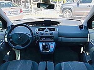 TINAZTEPE OTOMOTİV DEN 2005 SCENİC 1.5 DCİ DİZEL CAM TAVAN Renault Scenic 1.5 dCi Dynamique