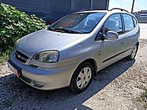 HATASIZ- 2004 -CHEVROLET - REZZO - 1.6 - LPG- ALBİN OTOMOTİV DEN Chevrolet Rezzo 1.6 SX Comfort