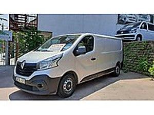 YETKİLİ SERVİS BAKIMLI UZUN YOL PAKET Renault Trafic 1.6 dCi Grand Confort