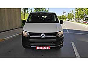 TRANSPORTER 9 1 YARI VİP 2.0TDI UZUN ŞASE 102HP 4 ADET Volkswagen Transporter 2.0 TDI Camlı Van
