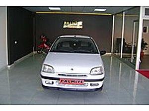 PALMIYE DEN 1998 CLIO 177.000 KM DE DEĞIŞENSIZ MASRAFSIZ RENAULT CLIO 1.4 RT