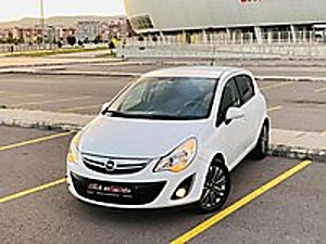 2013 CORSA ACTİVE PAKET OTOMATİK 62 BİN KM DE HATASIZ SERVİS BAK Opel Corsa 1.4 Twinport Active