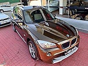 BMW X1 2.0D XDRIVE LANSMAN RENGİ CAM TAVAN Bİ-XENON 117.000KM BMW X1 20D XDRIVE PREMIUM