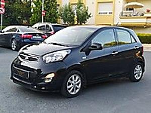 ATAK MOTOR S 2014 KİA PİCANTO 1.25 EX OTOMATK 40 BİN Kia Picanto 1.25 EX