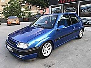1998 MODEL SAXO VTS YENİ MUAYNE Citroën Saxo 1.6 VTS