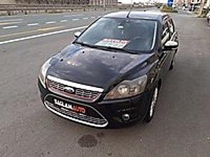 SAĞLAM OTOMOTIVDEN SATILIK TITANYUM PAKET FOCUS Ford Focus 1.6 TDCi Titanium