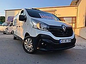 CESUR OTOMOTİVDEN 2016 MODEL RENAULT TRAFİC SOĞUTUCULU PANELVAN Renault Trafic 1.6 dCi Grand Confort