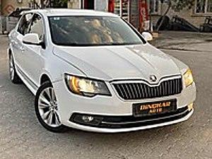 DİNÇKAR AUTOdan HATASIZ YENİ KASA ELEGANCE Skoda Superb 2.0 TDI Elegance