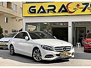 GARAC 79 dan 2014 C 200d BlueTEC FASCİNATİON 137.000 KM DE Mercedes - Benz C Serisi C 200 d BlueTEC Fascination