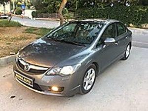 2011 HONDA CIVIC 1.6 PREMİUM ORJINAL OTOMATİK Honda Civic 1.6i VTEC Premium
