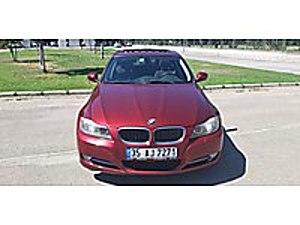 YETKİLİ SERVİS BAKIMLI BMW 3 20d ÇİFT EKRANLI BMW 3 Serisi 320d Edition Comfort