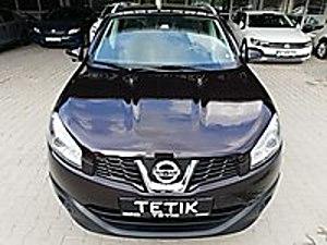 2012 BLACK EDİTİON CAM TAVANLI Nissan Qashqai 1.5 dCi Black Edition