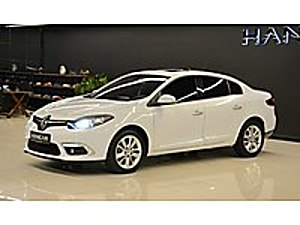 HANCAR MOTORS -SUNROOF-KEYLESS GO-XENON-LED-CRUİSE CONTROL-PERDE Renault Fluence 1.5 dCi Icon