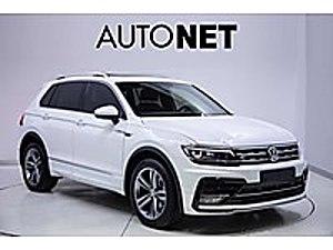 2020 TİGUAN 1.5 TSİ 150 HP DSG İÇ DIŞ R LİNE FULL FULL Volkswagen Tiguan 1.5 TSI  Highline
