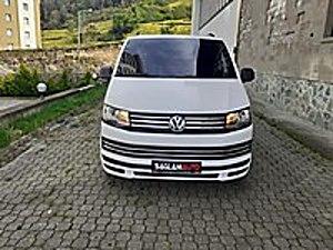 SAĞLAM OTOMOTIVDEN SATILIK HATASIZ VIP TRANSPORTER Volkswagen Transporter 2.0 BITDI Camlı Van