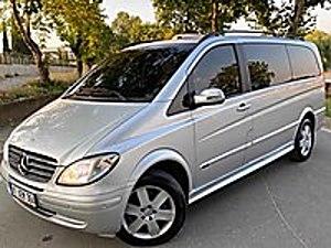 İSMAİL ÇİÇEK TEN..........SATILDI.....DİĞER İLANLARIMIZA BAKINIZ Mercedes - Benz Viano 2.2 CDI Trend Activity Orta