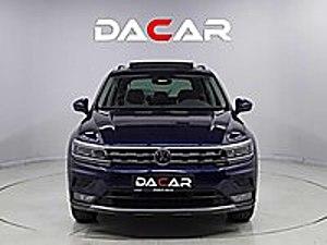 DACAR dan HATASIZ 2019 VW TIGUAN 1.5 TSI COMFORTLINE CAM TAVAN Volkswagen Tiguan 1.5 TSI  Comfortline