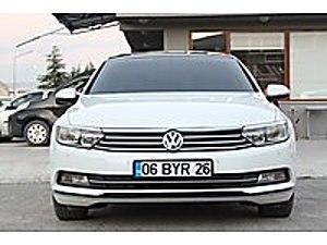 VW PASSAT 1.6 TDİ CAM TAVAN HATASIZ BOYASIZ ORJİNAL 82.000 KM DE Volkswagen Passat 1.6 TDI BlueMotion Comfortline