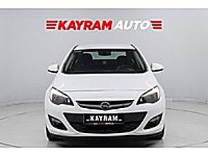 KAYRAM DAN 2015 1.6CDTİ BUSİNESS 48AY KREDİ 48 AY SENETLİ TAKSİT Opel Astra 1.6 CDTI Business