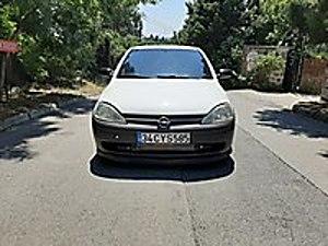 EKSTRALI HUSUSİ 1 7 DTİ CORSA Opel Corsa 1.7 DTI Comfort