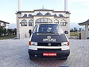 -GÜVEN OTOMOTİV DEN-1998 VOLKSWAGEN...TRANSPORTER...2.5 TDİ Volkswagen Transporter 2.5 TDI City Van