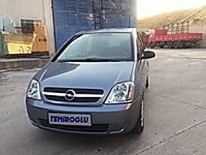 TEMİROĞLU NDAN 2004 MERİVA OTOMATİK 175.000 KM DE Opel Meriva 1.6 Essentia