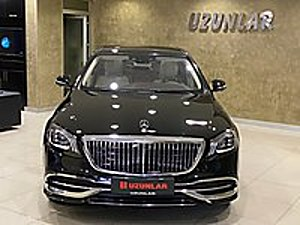 BAYİ 2020 MERCEDES MAYBACH S560 4 MATİC DESIGNO MASAJ 20 JANT Mercedes - Benz Maybach S S 560