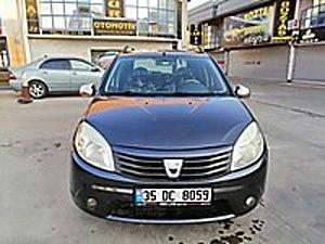 DACİA SANDERO BU PARAYA BU TEMİZLİKTE YOK KLİMA SES SİSTEMİ Dacia Sandero 1.4 Ambiance