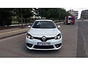 Ankaradan Mahmut Beye Opsiyonlanmıştır Renault Fluence 1.5 dCi Joy